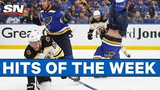 NHL Hits of The Week: The Stanley Cup Finals Are Here!