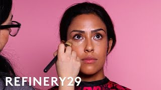 I Got Transformed Into JLo | Beauty Evolution | Refinery29