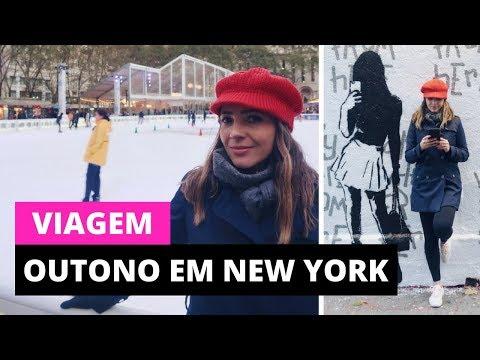 Outono em New York - Parte 2 | Dicas de Viagem
