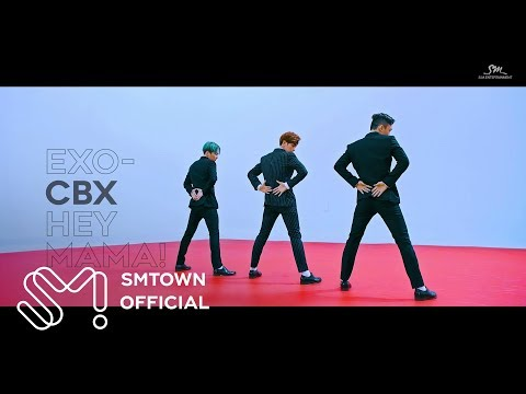 EXO-CBX (첸백시) 'Hey Mama!' MV Teaser