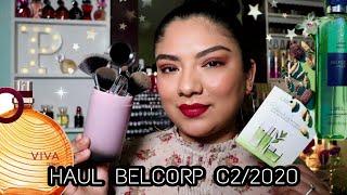 "HAUL BELCORP C02/2020 Brochas Beauty Expert, Viva y regresa ""EL CAPRICHO"" Pao Pajarito Beauty"