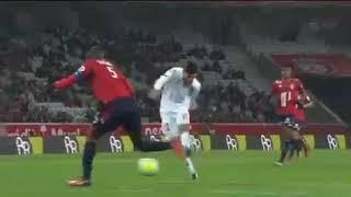 هدف التونسي بسام الصرارفي في شباك ليل في الدوري الفرنسي 20/12 ...