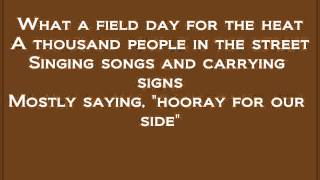 For What It's Worth by Buffalo Springfield with lyrics