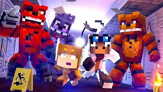 Minecraft Daycare - ESCAPE FIVE NIGHTS AT FREDDY'S MONSTERS! (MINECRAFT ROLEPLAY)