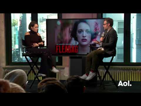 Phoebe Waller- Bridge Discusses Her Amazon Show,