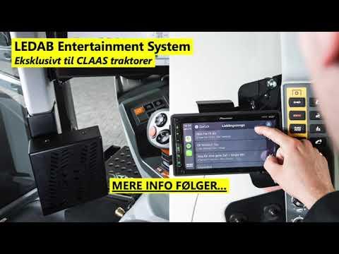 LEDAB Entertaiment System   Video