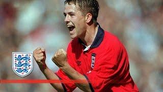 Michael Owen picks his best England XI | Dream Team