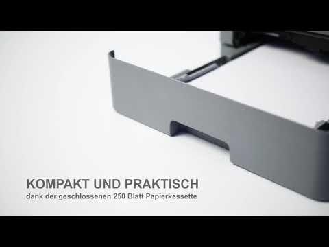 Brother Laserdrucker HL-L2370DN mit Duplex | Produktvideo