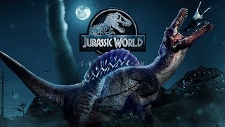 Jurassic World Evolution - TWISTER DESTROYED MY PARK! - Wild Spino Found & Spino DNA - JW:E Gameplay