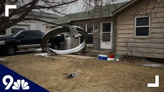 Airplane parts fall from sky in Broomfield
