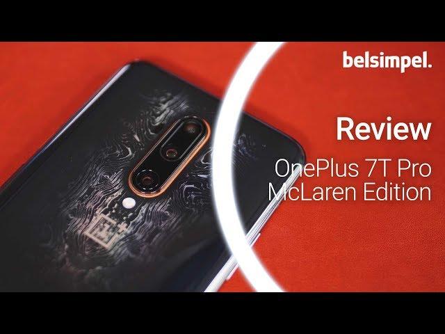 Belsimpel-productvideo voor de OnePlus 7T Pro 12GB McLaren Edition