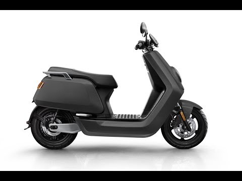 Niu N1S 1500w 28mph Electric Moped Static Review - Green-Mopeds.com