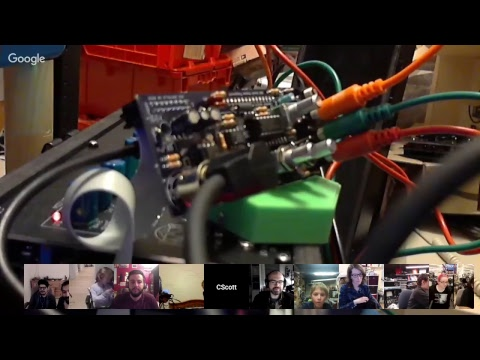SHOW-AND-TELL LIVE VIDEO! 1/3/18 (video) #ShowAndTell @adafruit #adafruit