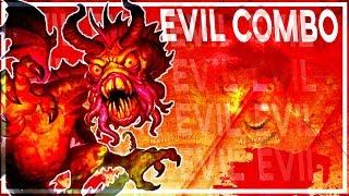 Hearthstone: My Final But Most Evil Shudderwock Combo