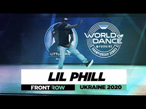 Lil Phill | FrontRow | World of Dance Ukraine 2020 | #WODUA20