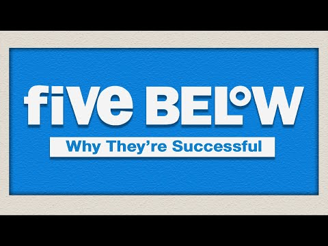 Five Below - Why They're Successful photo