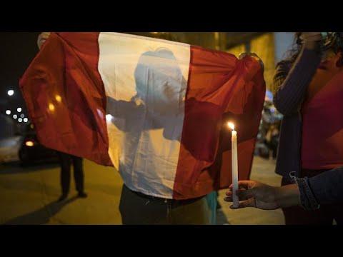 Perú busca presidente para iniciar una refundación política
