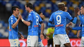 Napoli 5:1 Udinese | Serie A Italy | All goals and highlights | 11.05.2021