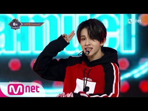 [Samuel - Candy] KPOP TV Show | M COUNTDOWN 171221 EP.551