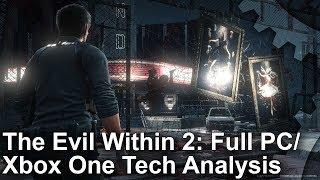 The Evil Within 2 - PC és Xbox One Elemzés