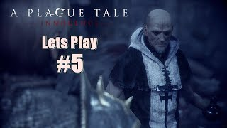 Back Into The Lions Den! | A Plague Tale Innocence Lets Play Part 5