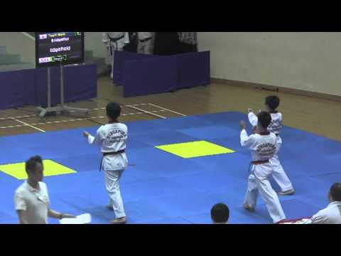 Edgefield Taekwondo (Team, Poom, 7th National Poomsae)