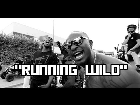 Goldie1 ft Jme - RUNNING WILD