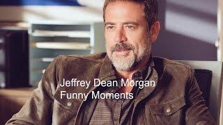Jeffrey Dean Morgan Funny Moments
