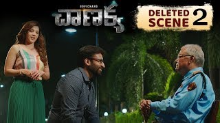 Chanakya Movie Deleted Scene 02- Gopichand, Mehreen, Kota ..