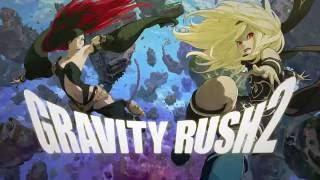 Gravity rush 2 disponible en exclu sur ps4 :  bande-annonce
