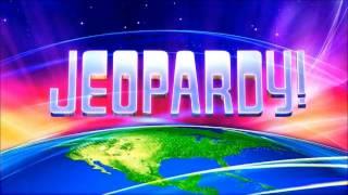 Jeopardy Think Music INSTRUMENTAL new