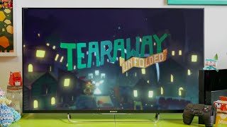 Tearaway unfolded :  bande-annonce