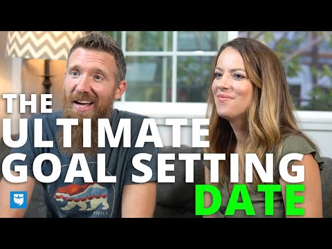Setting Goals Together: The Ultimate New Year's Goal-Planning Date with Brandon AND Heather Turner