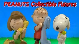 Peanuts Series 1 Collectible Mini-Figures from Just Play