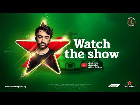 Heineken x F1 2020 Season Opener | Oliver Heldens Live DJ Set