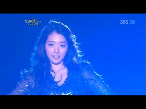 Park Shin Hye - BEST DANCE COMPILATION [HD]