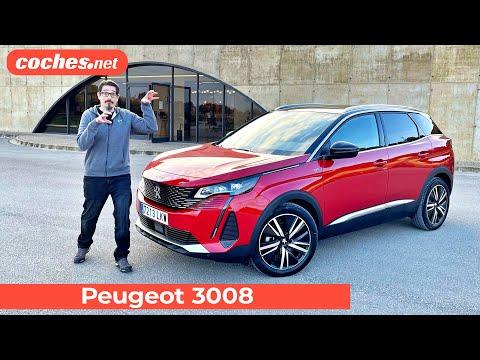 PEUGEOT 3008 SUV 2021   Prueba / Test / Review en español   coches.net