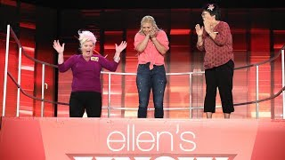 39Game of Games39 Contestants Get 39Know or Go39 Redemption on Ellen ...