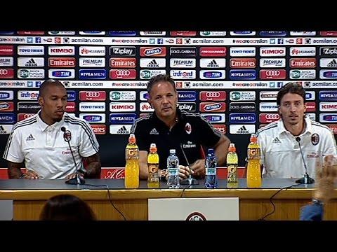 Mihajlović, Montolivo & De Jong ready to take…