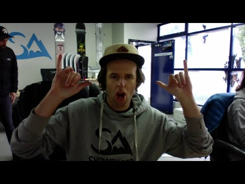 Snowboard Addiction Live Chat with Nev Lapwood Wednesday April 17th 2019