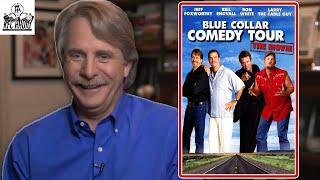 Jeff Foxworthy on Early Wild Years of The Blue Collar Comedy Tour - KFC Radio