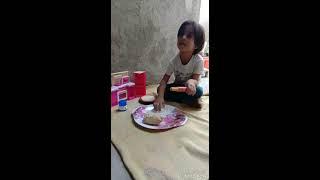 #making_chpaati #papa_ki_pyaari_pari Little Baby Making Chpaati | Chotti Si Umar |By Papa ki pari