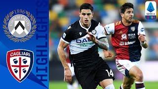 Udinese 0-1 Cagliari   Joao Pedro Goal Secures Cagliari Victory!   Serie A TIM