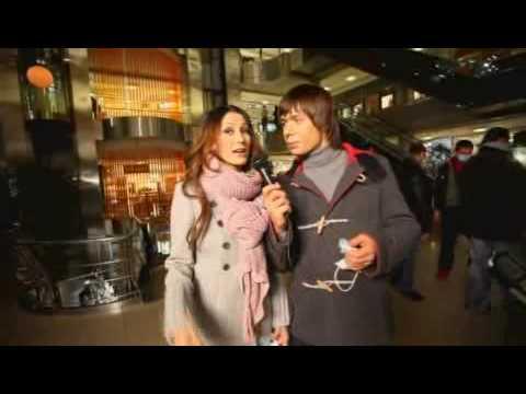 Стас Пьеха & Павла backstage со съемок клипа