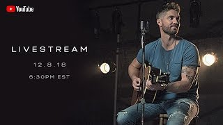 Brett Young Ticket To L.A. Livestream