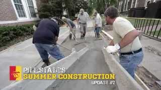 '2014 Summer Construction (update #2) - Pittsburg State University