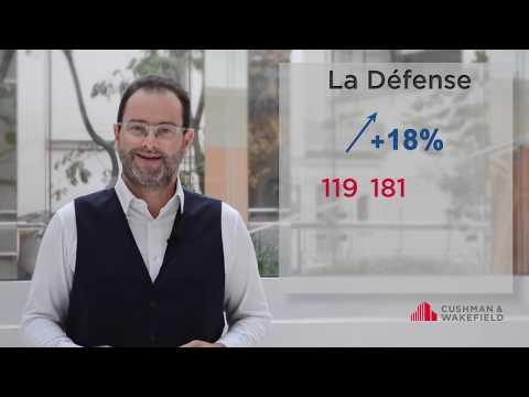 Révéler l'immobilier T1-T3 2018 - Chronique vidéo Ludovic Delaisse - Cushman & Wakefield France