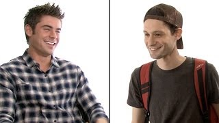 Neighbors Interview: We brought a frat guy to talk to Zac Efron, Seth Rogen, & the rest of the cast!