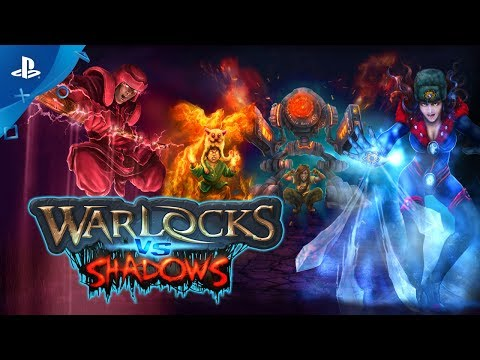 Warlocks vs Shadows Trailer