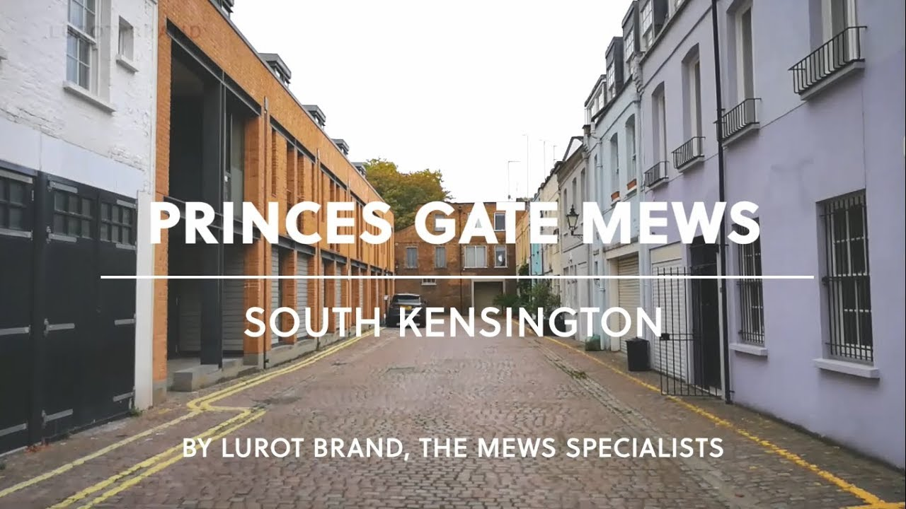Prices Gate Mews